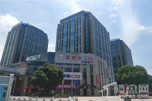 中国铁建香榭国际配套图