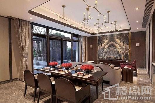 新城上坤樾山半岛餐厅