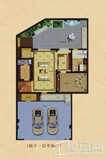 宝邸院墅户型图