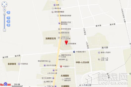 沈阳红星美凯龙家博中心交通图