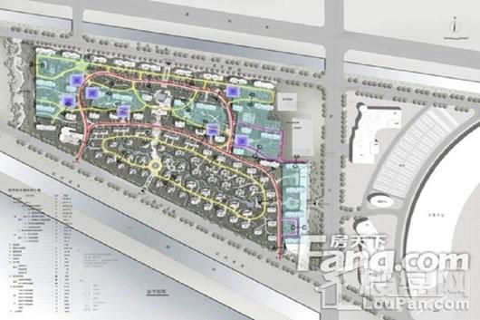 华泰国际金融中心交通图