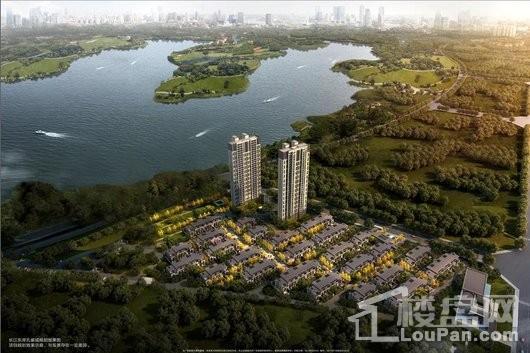 为您推荐长江东岸孔雀城·十里湖光