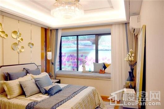 石榴·湘湖湾95㎡-卧室