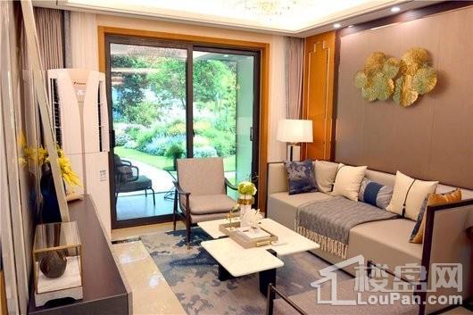 石榴·湘湖湾95㎡-客厅