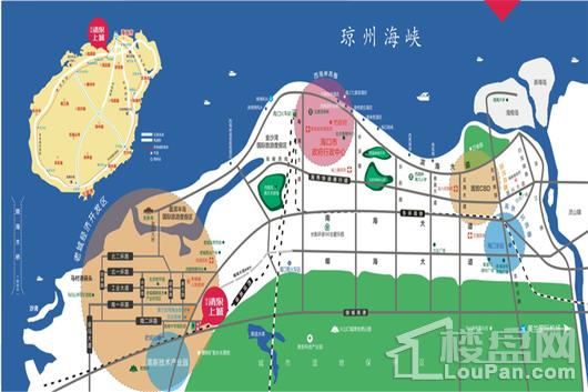 隆德清泉上城交通图