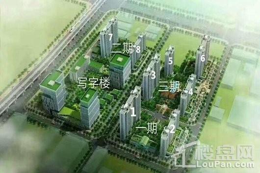 海鑫城规划图