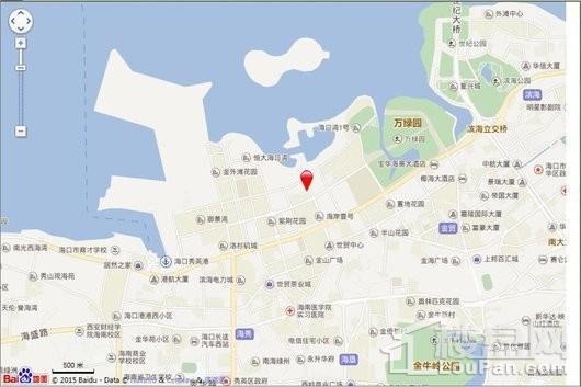 海口玉湾交通图