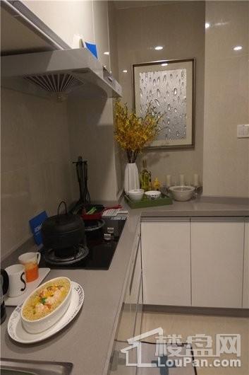 白金海岸A2户型厨房