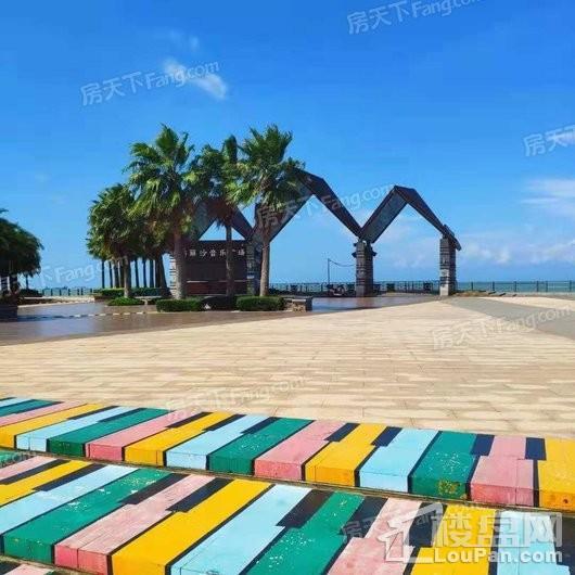 海口·恒大美丽沙美丽沙音乐广场