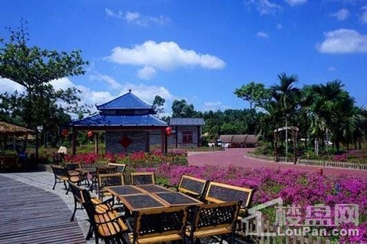 博鳌亚洲湾一期周边配套-龙寿洋景区