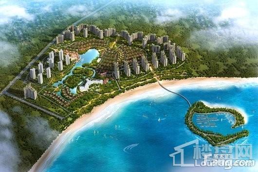 碧桂园东海岸效果图