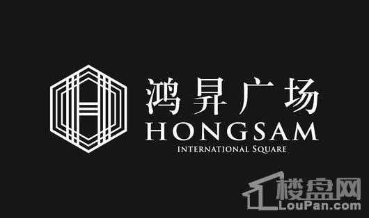 鸿昇广场项目logo