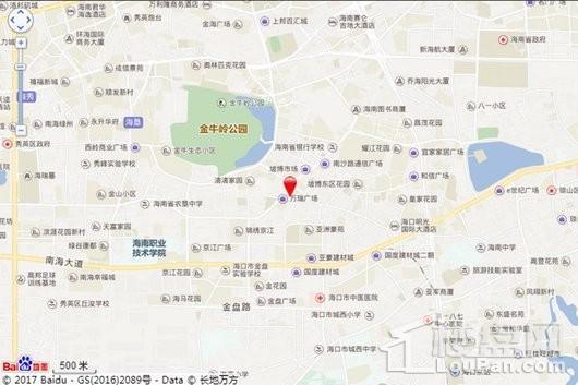 长弘御府电子地图
