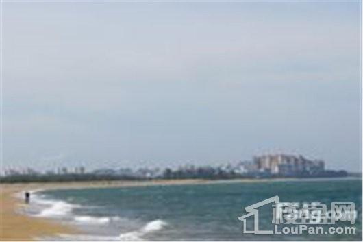 万泉河经典项目周边玉带滩