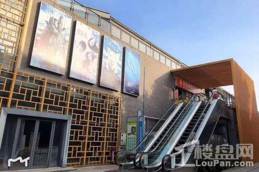 博鳌亚洲风情广场商业街电影院