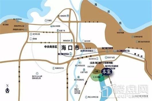 山湖海交通图