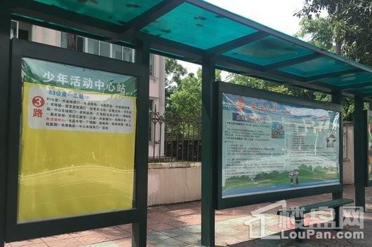中央绿园周边公交车站点
