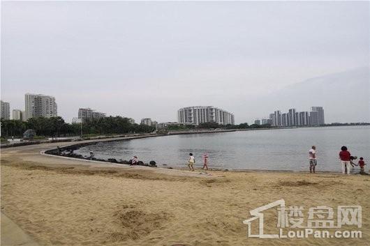 東方·天澜滙周边 海口湾休闲区