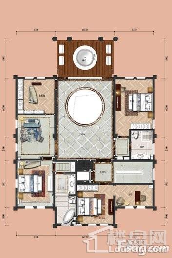 泰达31湾户型图