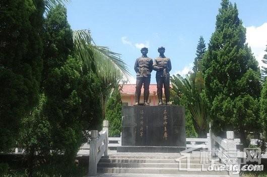 爱克·养生谷周边冯白驹将军