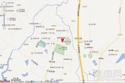 春阳江城国际交通图