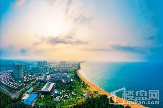 碧桂园金沙滩效果图