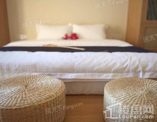 博鳌·美丽熙海岸43㎡一房实景图-卧室
