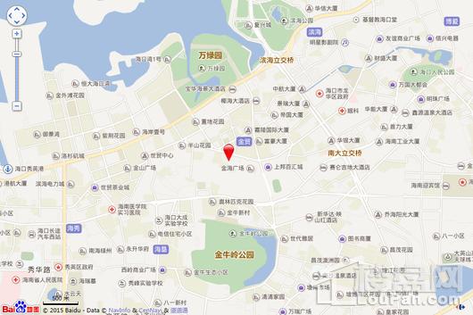 逸龙广场交通图