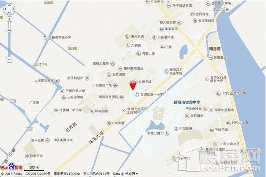 碧桂园·珑悦交通图