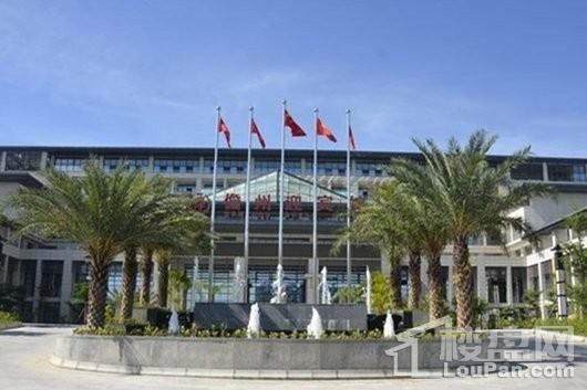 儋州夏日国际商业广场周边儋州迎宾馆