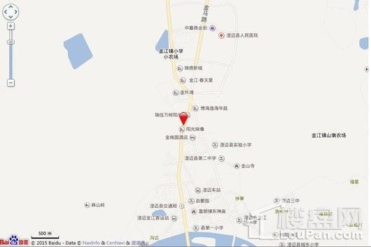 千秋城市广场交通图