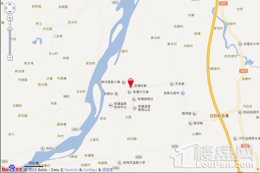 官塘世家电子地图