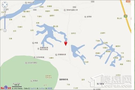 官塘水院电子地图