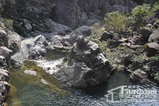 清水湾智汇城周边吊罗山溪流