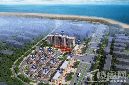 碧桂园·海泉湾效果图