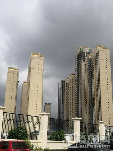 海航豪庭南苑实景图