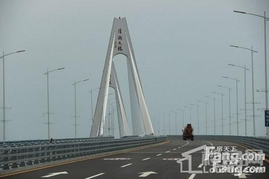 观澜湾周边 清澜大桥