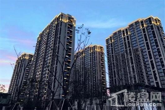 孔雀城·麓悦汇实景图