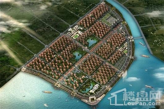 罗源湾滨海新城 效果图