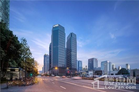 中国华商交子公馆实景图