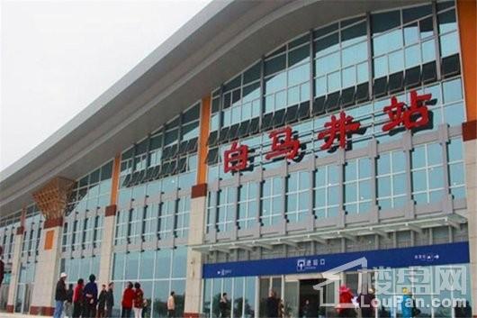 宝安山水龙城周边 白马井动车站