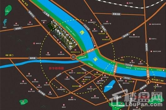 南安恒大御景交通图