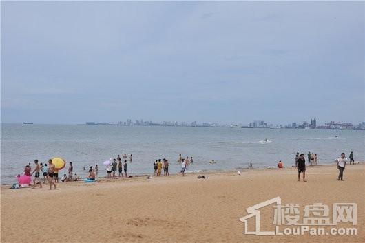 城投·海一方周边 假日海滩