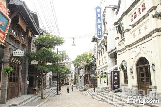 城投长信·上东城周边 观澜湖电影公社