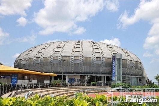 城投长信·上东城周边 海口海胆剧场