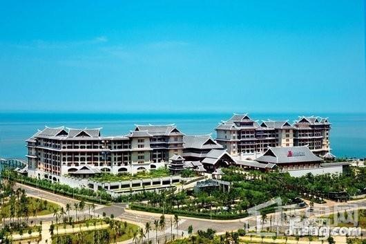 城投长信·上东城周边 海口万豪酒店