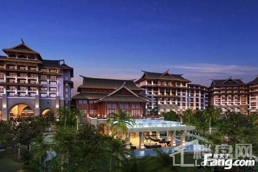 城投长信·上东城周边 万豪酒店