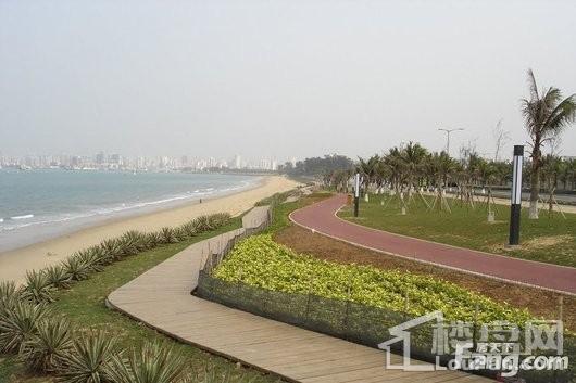 城投长信·上东城周边 海口西海岸带状公园