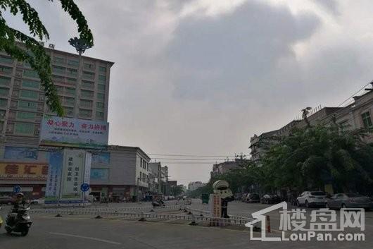 中国城投·颐康山水周边 市政规划路