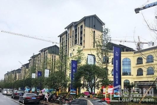 青江国际社区实景图